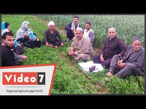 اليوم السابع :أزمة بين الفلاحين والإصلاح الزراعى بالمنوفية بسبب 33 فدانا