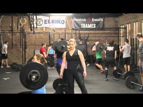 declarar nivel asesinato  Great British Box Tour @ CrossFit Thames - YouTube
