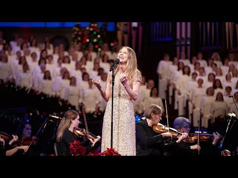 The Tabernacle Choir At Temple Square Celebrates Christmas Broadway Style Youtube
