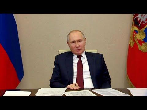 Путин: Оплата труда должна быть реальной и прозрачной