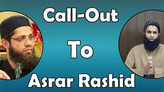Call-Out to Asrar Rashid.