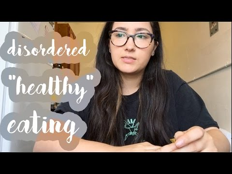 Eating Healthy vs. Disordered Eating | Unscripted