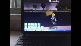 Going to Uni in Roblox