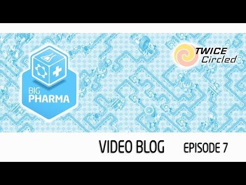 Big Pharma Vlog #7 - Research tab and messaging