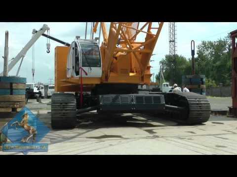 ДЭК-1001 – кран грузоподъемностью 100 тонн