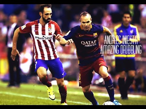 Andres Iniesta | 2009-2016 |  Amazing dribbling / Passing /  Assists / Vision | Barcelona and Spain.