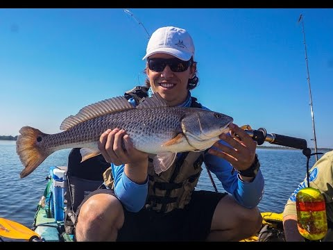 Saint Joseph Bay Trifecta! Flats Kayak Fishing