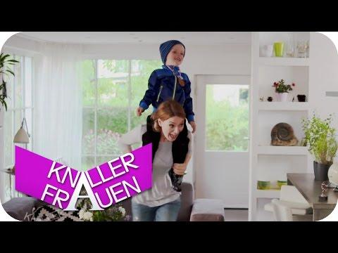 Knallerfrauen mit Martina Hill | So seh'n Sieger aus!