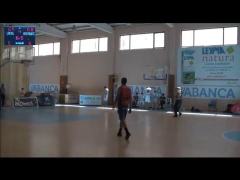 Fase Final Junior Masculino OBRADOIRO-PELETEIRO - SIGALTEC