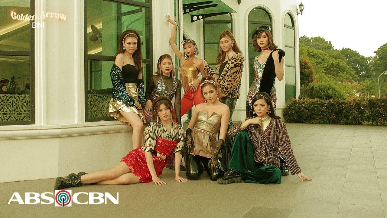 DOWNLOAD: 'Golden Arrow' Official Music Video   #BINI Mp4 song