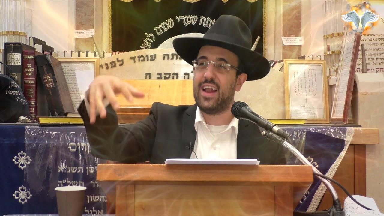 הרב מאיר אליהו   כל האמת על יש''ו משיח השקר! הרצאה נוקבת ומרתקת במיוחד!!
