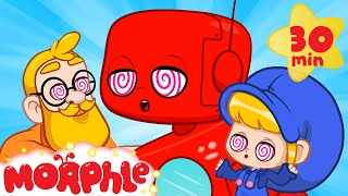Mila And Morphle Are Hypnotized! - Cartoons For Kids   Morphle TV