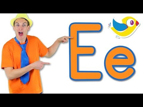 E is for song