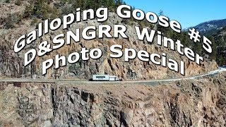 Galloping Goose #5 - Winter Photo Special - D&SNGRR