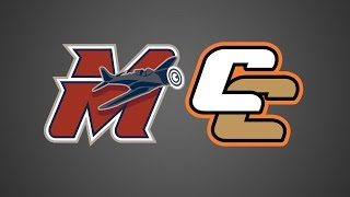 The Canberra Cavalry and Melbourne Aces take the field for Game 4 o...