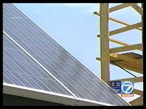 Solar Wind Generator Green Construction