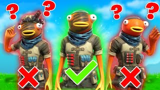 the *NEW* Guess the RIGHT FISHY in fortnite!