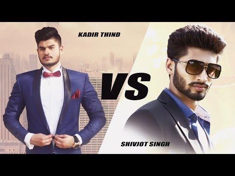 Kadir Thind vs Shivjot Singh | Punjabi Song | Who's Your Favorite Singer ?
