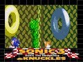 Sonic 3 & Knuckles - How to Get All Seven Super Emeralds on Mushroom Hill