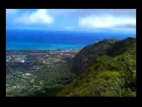 Top of Hawaii Loa Ridge Trail :)