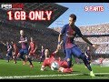 HOW TO DOWNLOAD PES 2018 HIGHLY COMPRESSED IN PARTS