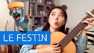 [Cover by Stella Jang] Ratatouille OST 'Le Festin'