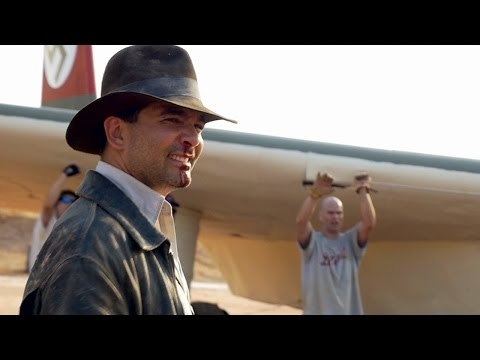 Raiders! Trailer