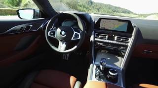 Interiour 530 HP BMW M850i xDrive Coupe official from BMW M Performance