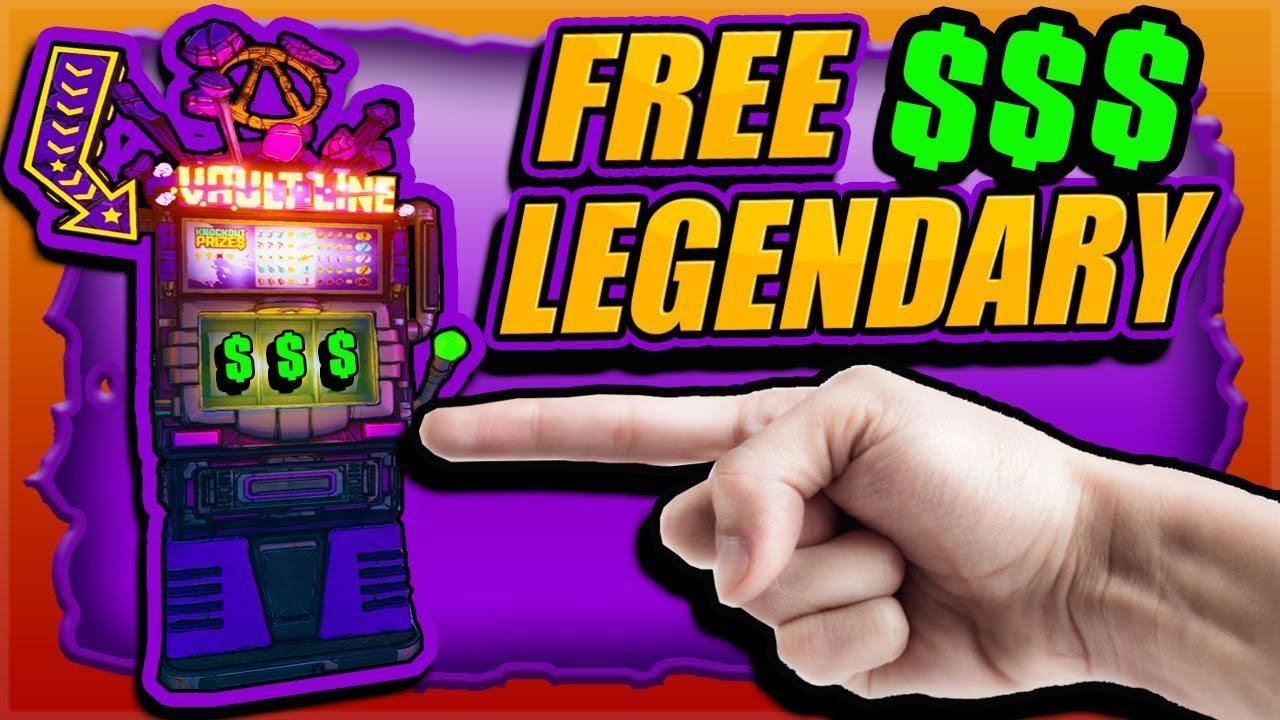 Bl3 Slot Machine Glitch