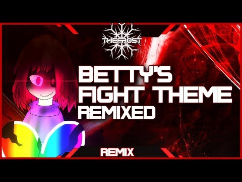 Glitchtale OST - Betty Noire Fight Theme Remix
