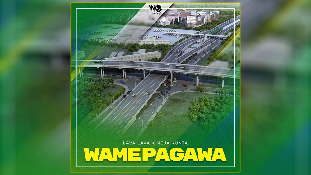 Lava Lava X Meja Kunta - Wamepagawa (Official Audio) - YouTube