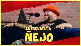 ÑEJO SE CONMUEVE EN ENTREVISTA REVELADORA