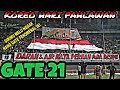 Selalu Bikin Kagum | Koreo Merah Putih Hari Pahlawan Gate 21 | Persebaya VS PSM Makassar
