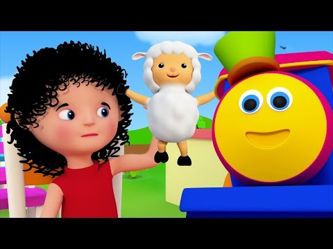 bob der Zug | Mary hatte ein kleines Lamm | Bob The Train | Mary Had A Little Lamb | Nursery Rhymes