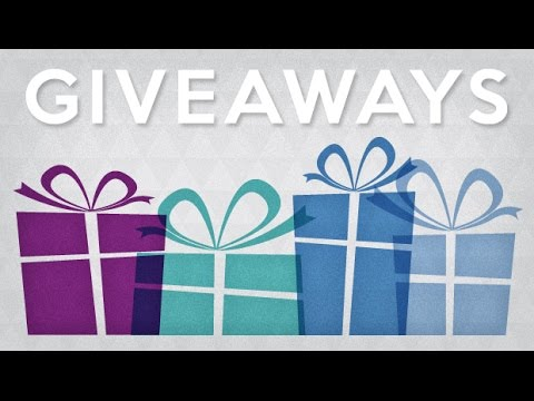 How to do giveaways on youtube