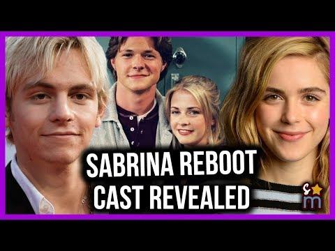 Sabrina the Teenage Witch Reboot Full Cast Revealed: Kiernan Shipka, Ross Lynch, Etc Netflix