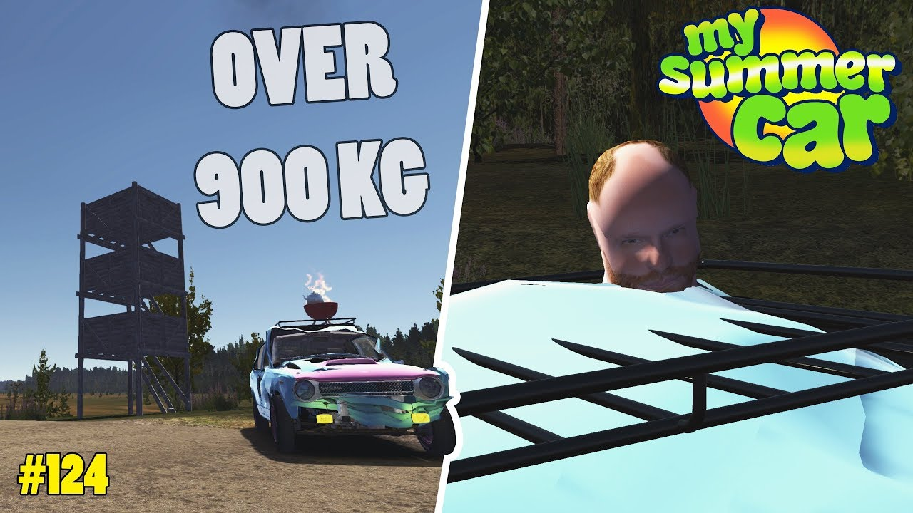 My Summer Car Mapa.Map Update Getting Thicc My Summer Car Experimental Update