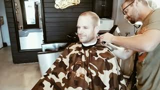 💈Barbershop Buzzcut in Colorado💈