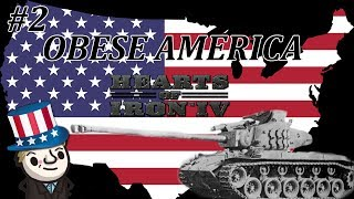 HoI4 - Obese America - Part 2