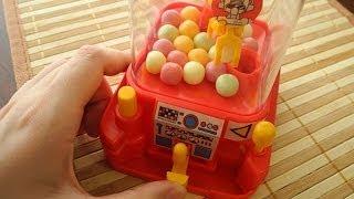 懐かしおもちゃ 「クレーンゲーム」「Crane Game」