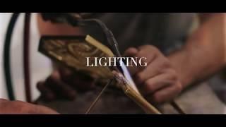 KOKET I Craftsmanship - Lighting