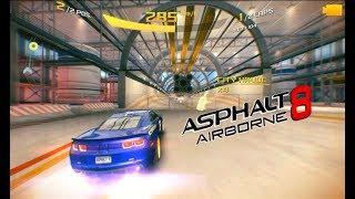 Asphalt 8 : Airborne Stunt Of The Month !! (Chevrolet Camaro GS ) - Best Online Multiplayer Game