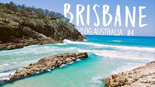 BRISBANE   AUSTRALIA Travel Vlog #4