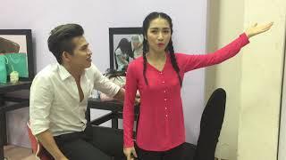 Hoà Mizy tố Quốc Thiên thét catse & màn đánh ghen chấn động showbiz