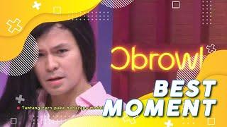 Fero Ditantang Bergaya dengan Lagu \x27Kaka Main Salah\x27 | Best Moment Brownis (3\/2\/21)