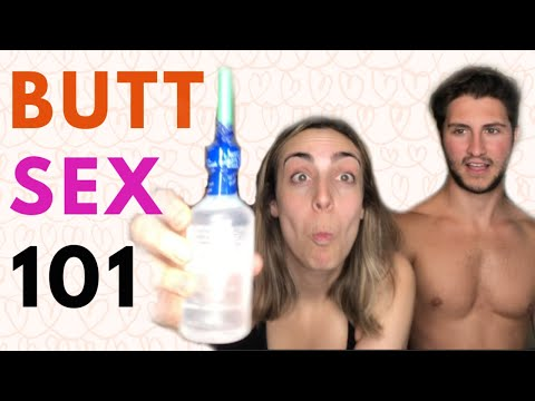 Beginners Guide To Anal Douches