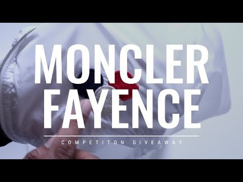 MONCLER FEYANCE FULL REVIEW + SUBSCRIBER GIVEAWAY