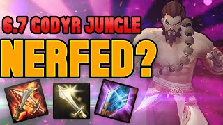 6.7 Godyr Jungle My Way | NERFED?????
