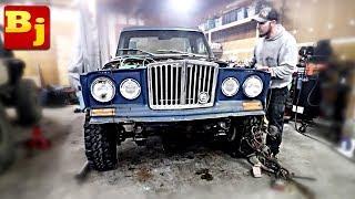 Low Buck Diesel Truck Episode 7 - IT LIVES!!