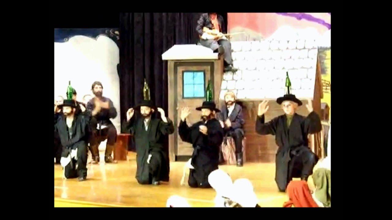 Cedar Crest Middle School Spring Musical 2012 Fiddler On